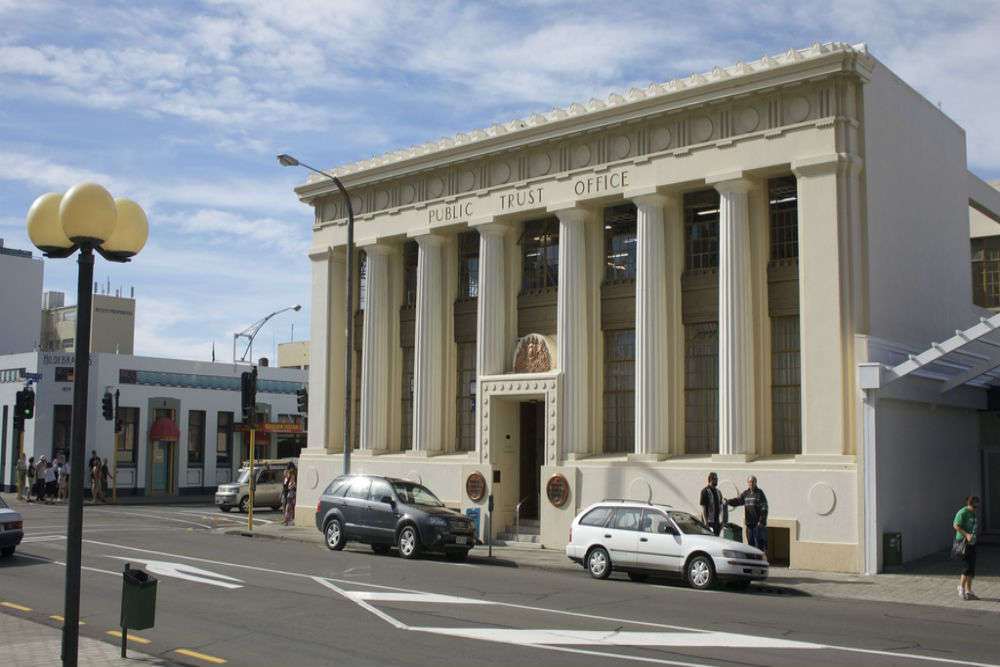 Napier: an Art Deco phoenix risen from the ashes
