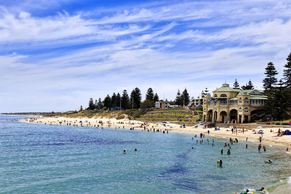 Best beaches in Perth