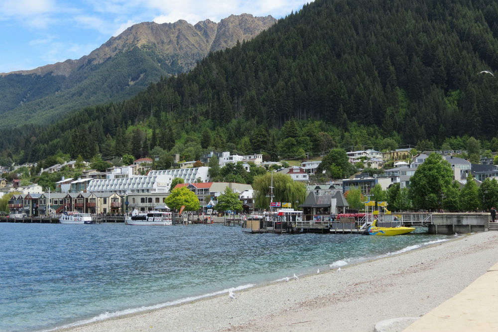 An affordable luxury trip to Queenstown