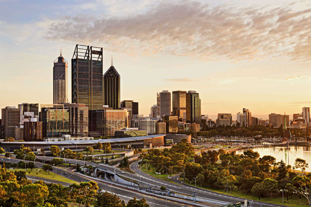 Perth at a glance