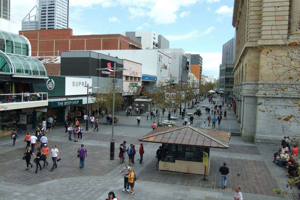 The best places to shop in Perth