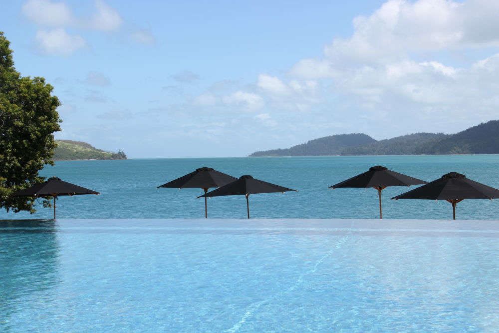 The beautiful Hamilton Island