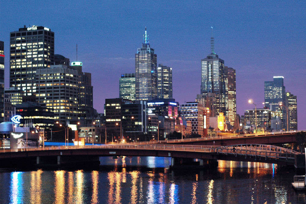 See Melbourne for free