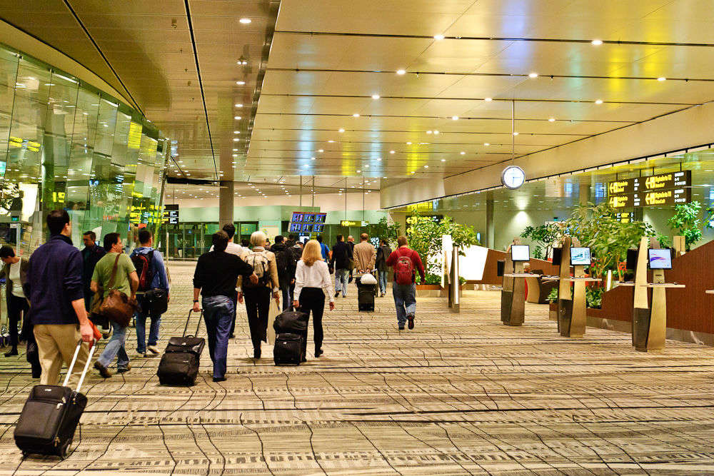 Reasons why Singapore's Changi could be the world's best airport