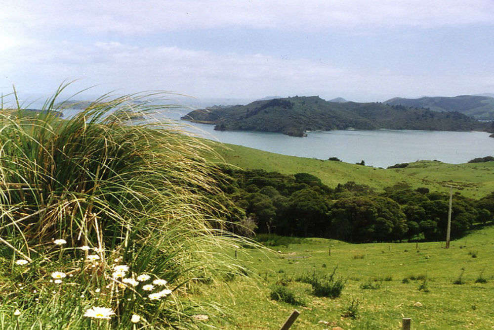 Thames: the Gateway to the Coromandel