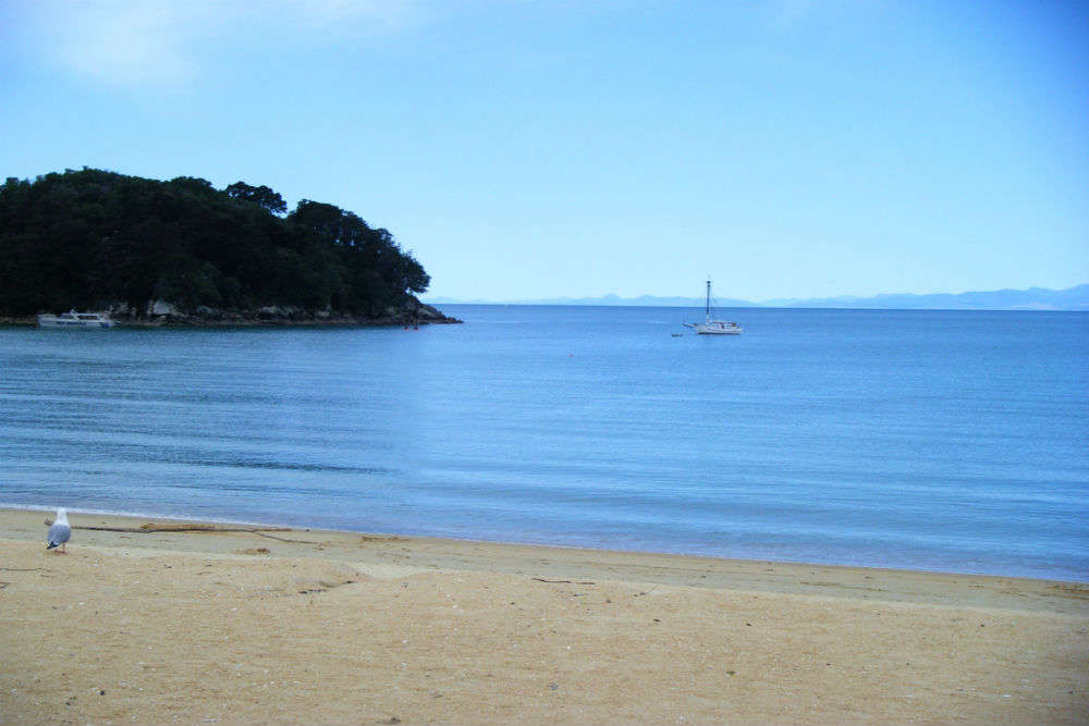Kaiteriteri Beach in Nelson