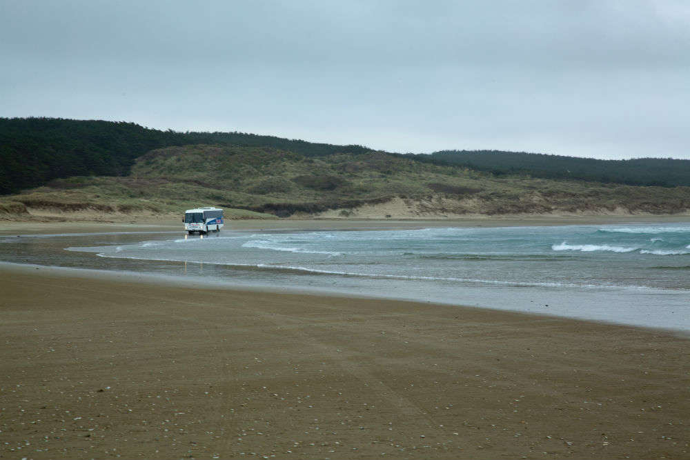 Ninety Mile Beach and Cape Reinga