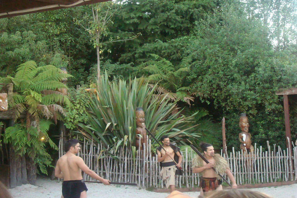 Maori cultural experiences in Rotorua