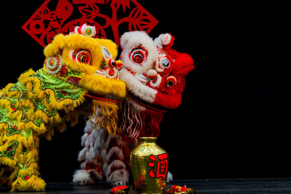 10 best places to celebrate the Chinese New Year