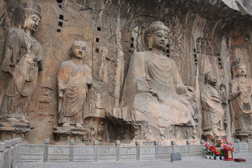 Longmen Grottoes—stunning Buddhist cave temples