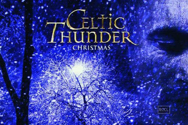 Celtic Thunder Christmas.Christmas Music Review Celtic Thunder S Christmas