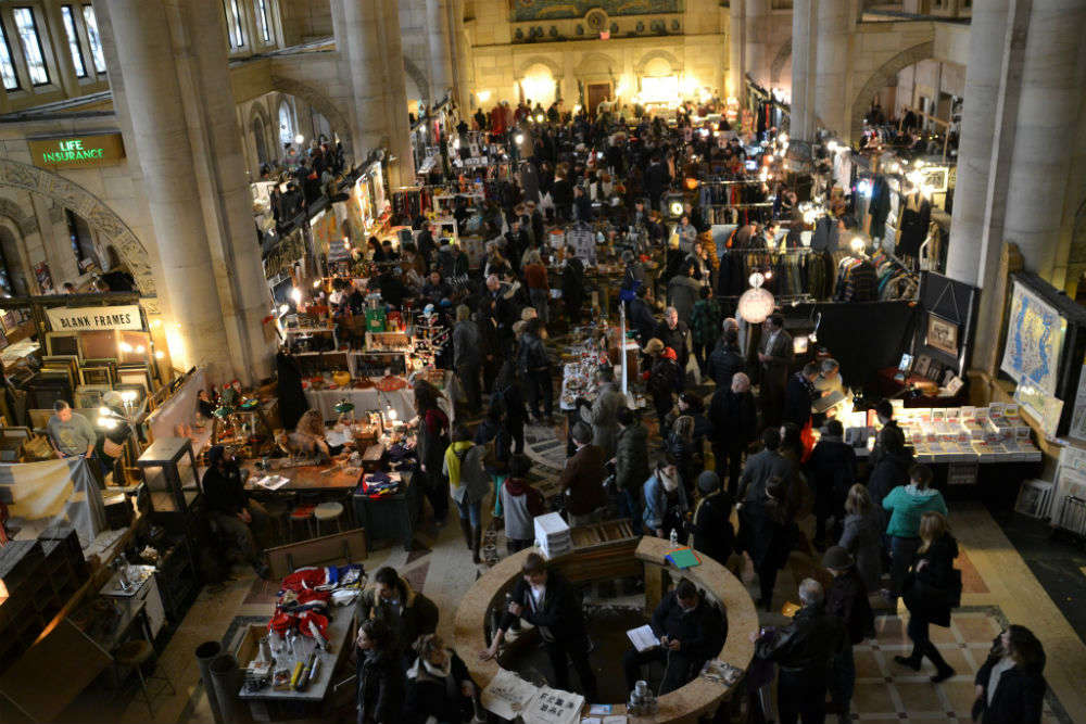 Brooklyn Flea Winter/Holiday Market