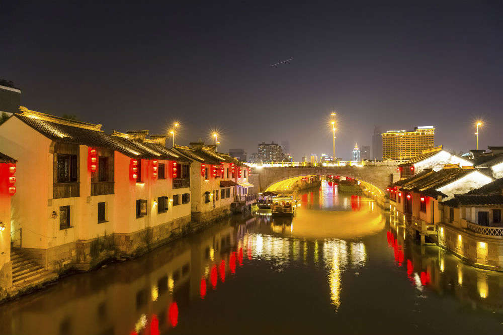 The Grand Canal of China: the world's longest man-made waterway