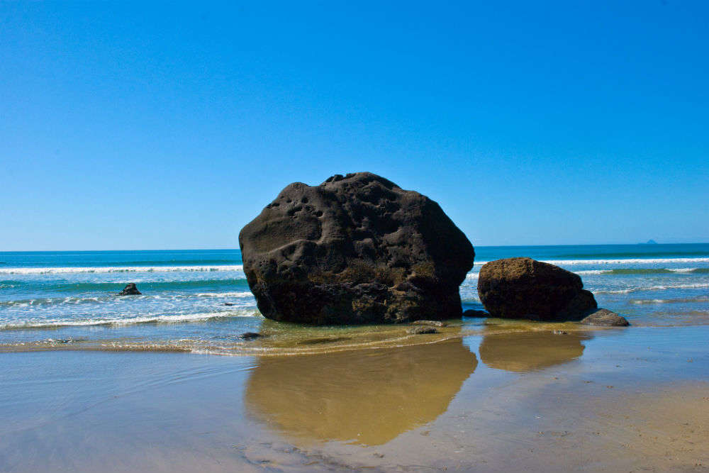 Awesome beaches in Tauranga and the Bay of Plenty