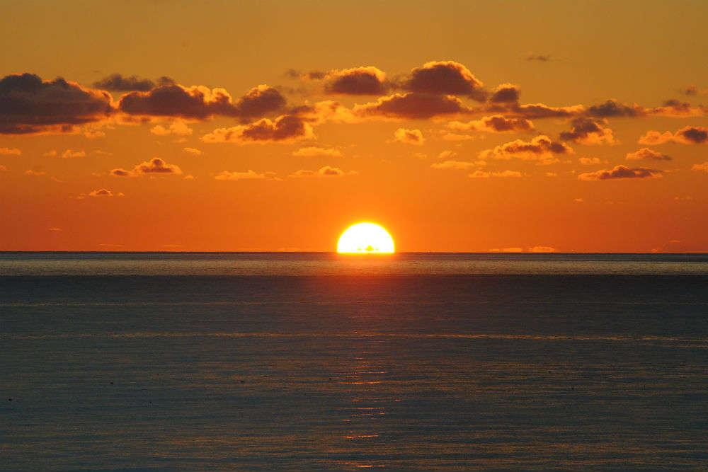Kiribati—the true land of the rising sun