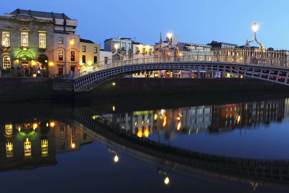 Dublin at a glance