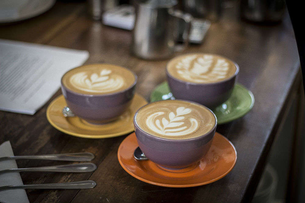 Café culture in Montreal