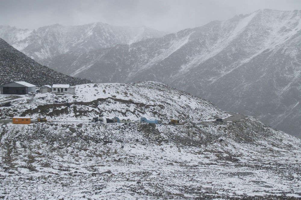 Siachen—the world's highest battlefield