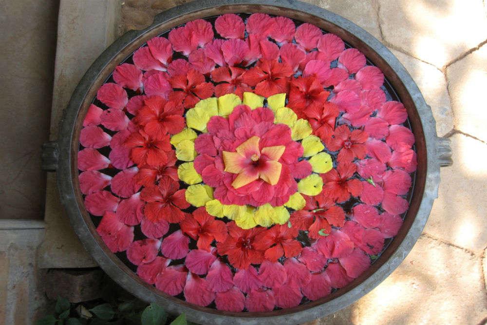 Famous spiritual retreats in India