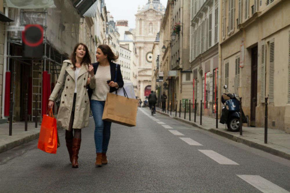Paris for the fashion conscious