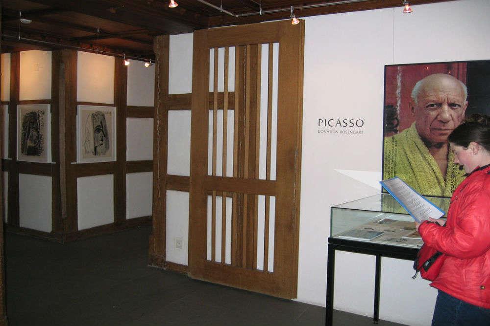 Museum Sammlung Rosengart, Lucerne