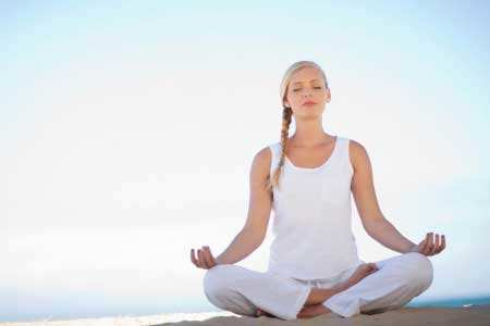 Yoga For Glowing Skin And Hair Care