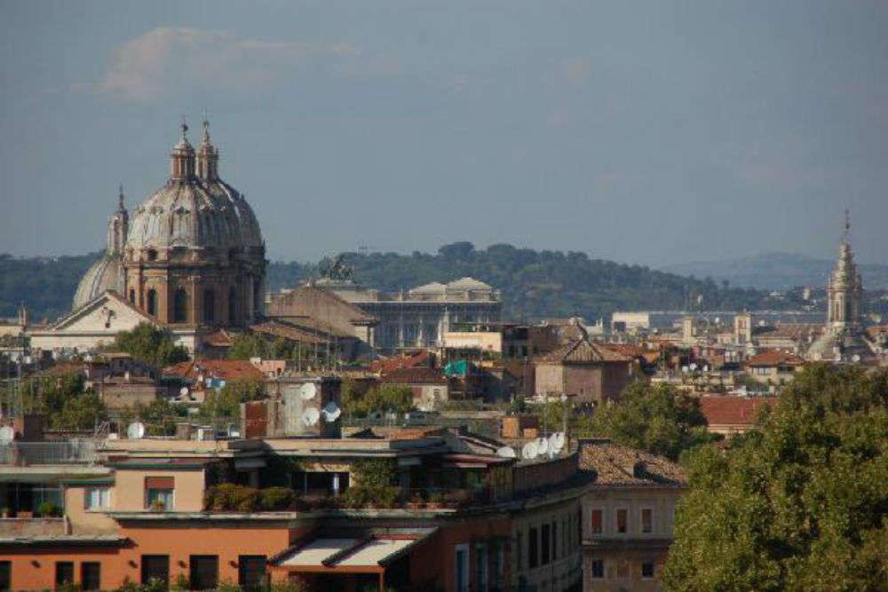 Aventino and Testaccio
