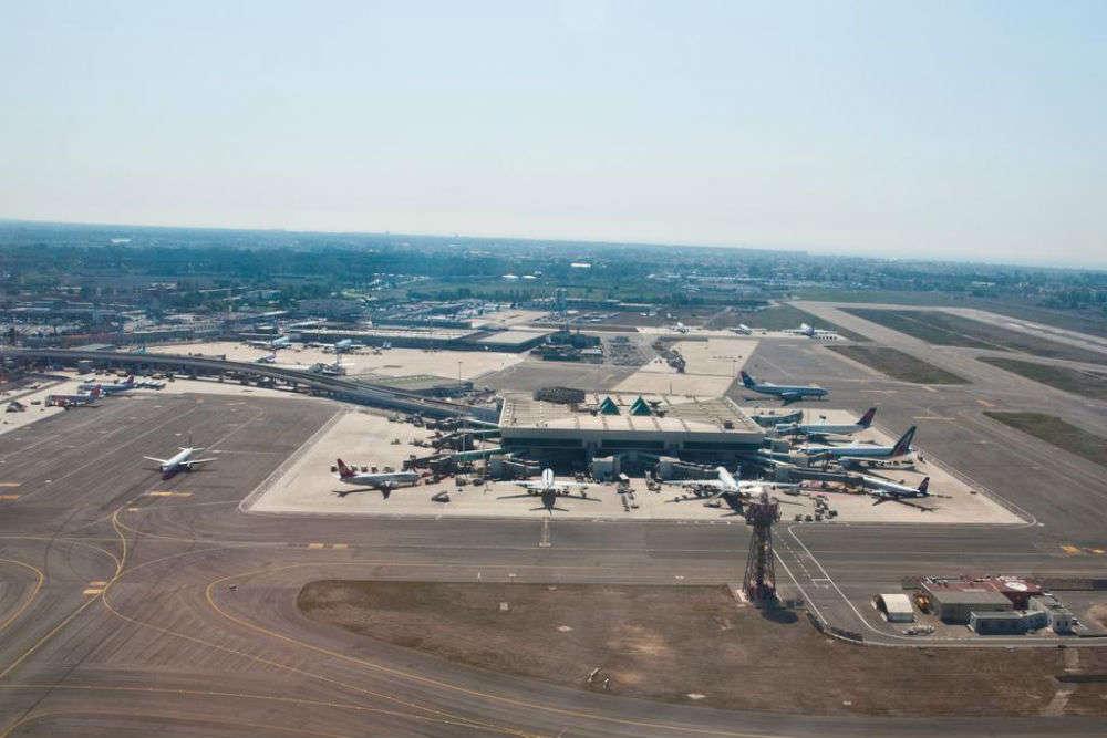 Fiumicino-Leonardo da Vinci Airport