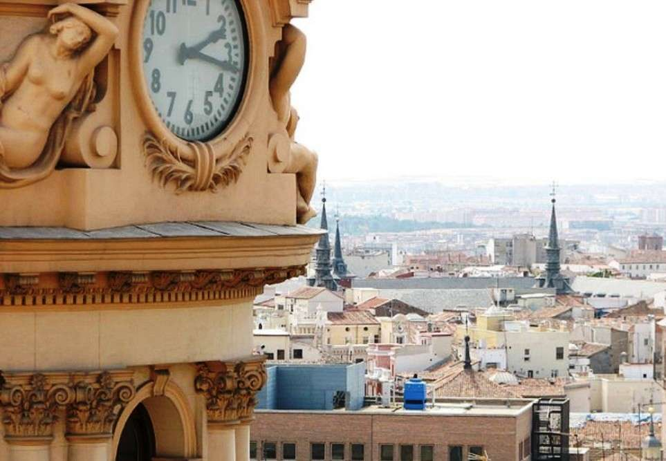Madrid hotels for luxury travellers