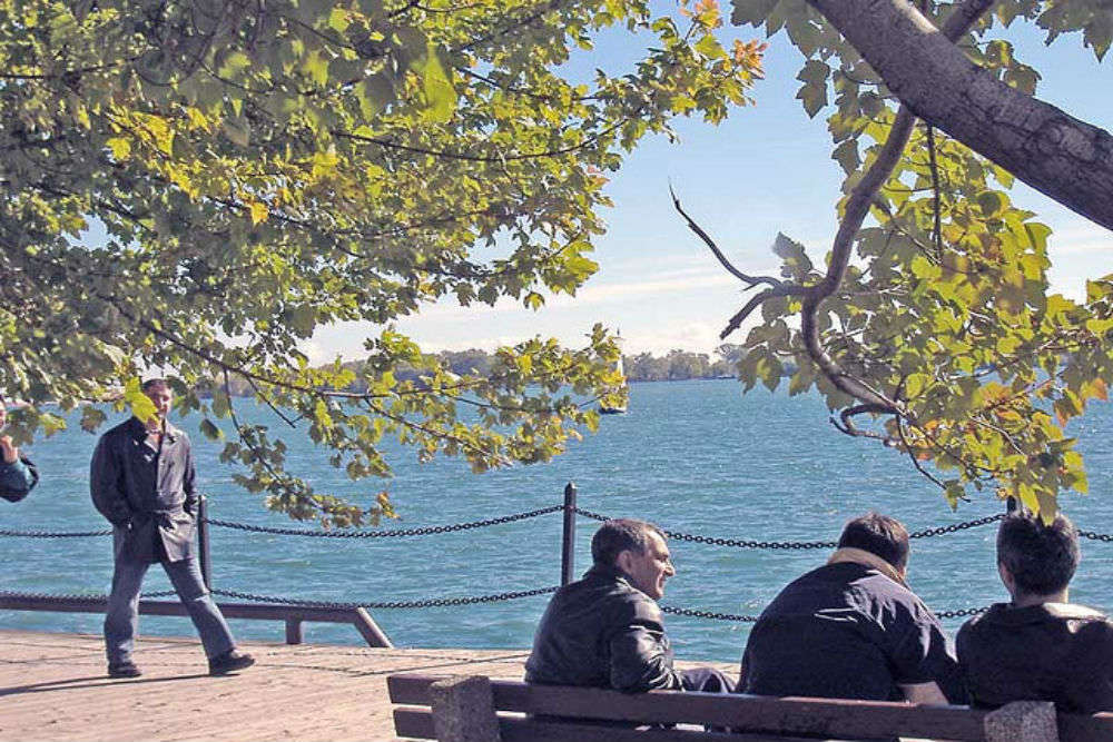 Harbourfront Centre and Toronto Islands