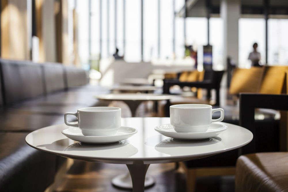 Café culture in San Francisco
