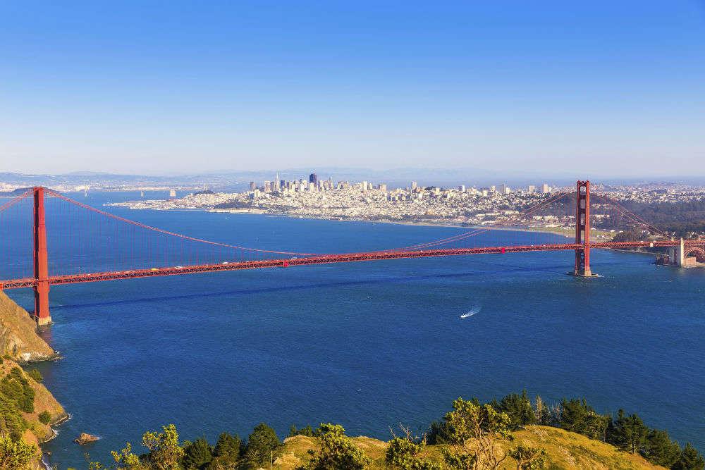 San Francisco at a glance
