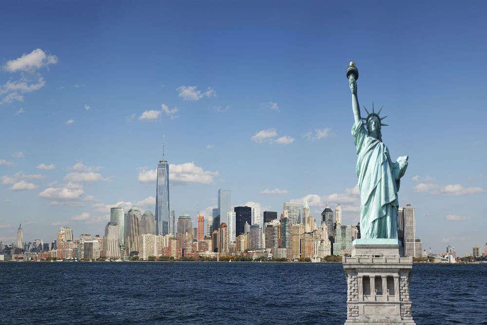 Popular film locations in NYC