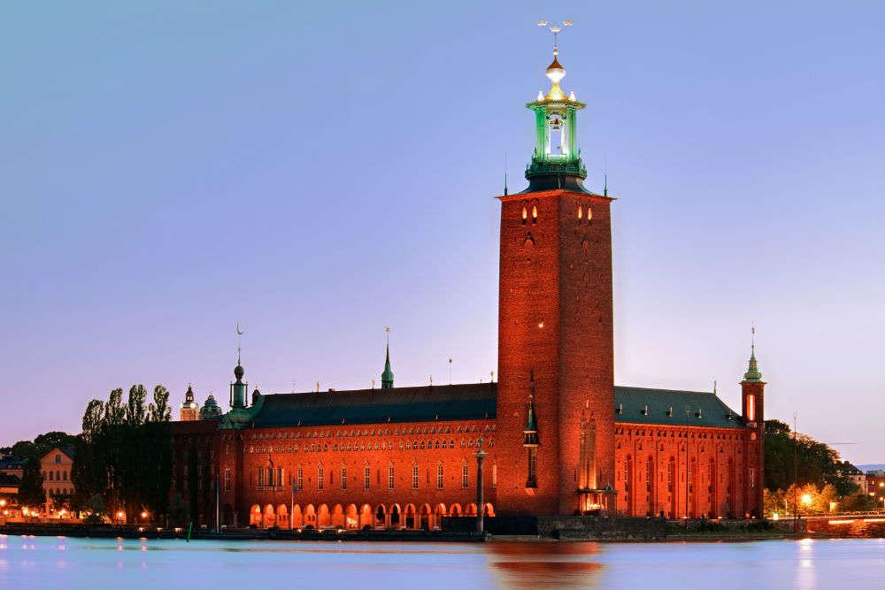 Stockholm at a glance