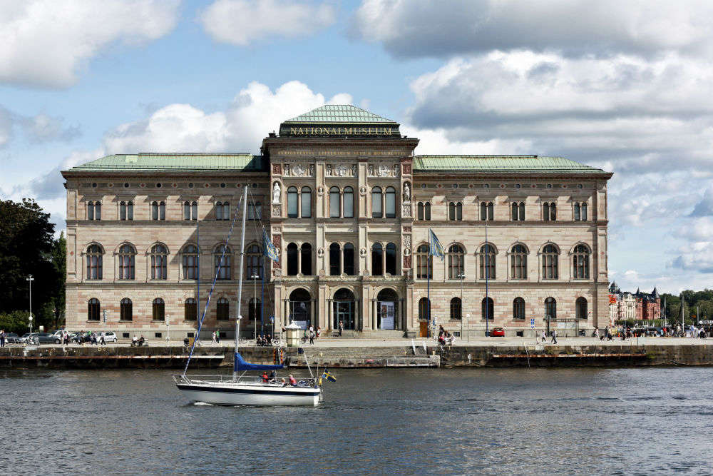 The Stockholm cultural trail