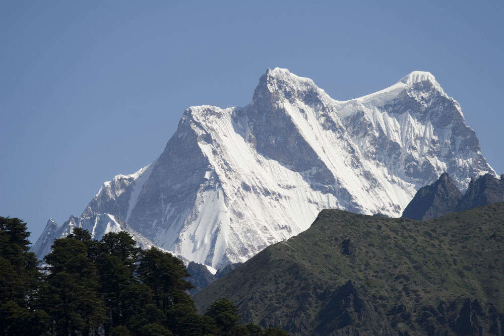 Gangkhar Puensum—the highest unclimbed mountain in the world