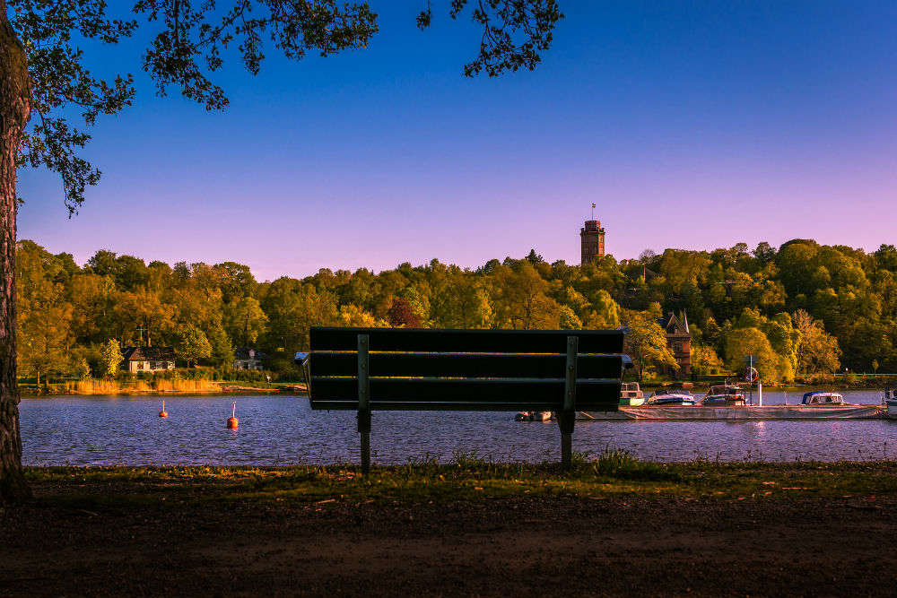 Exploring the great outdoors in and around Stockholm