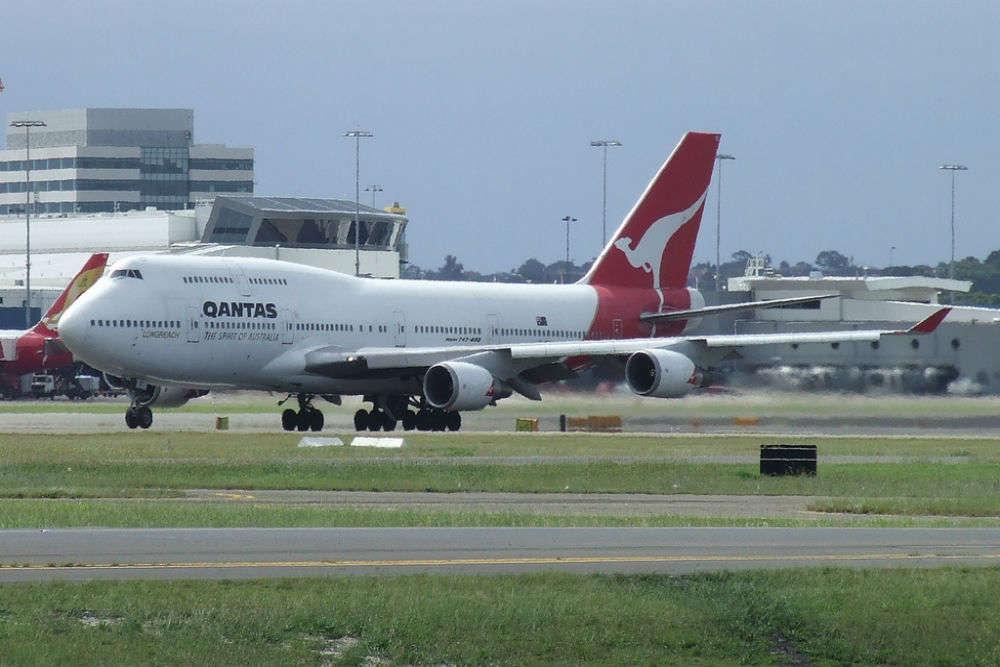 Qantas—the world's safest airline