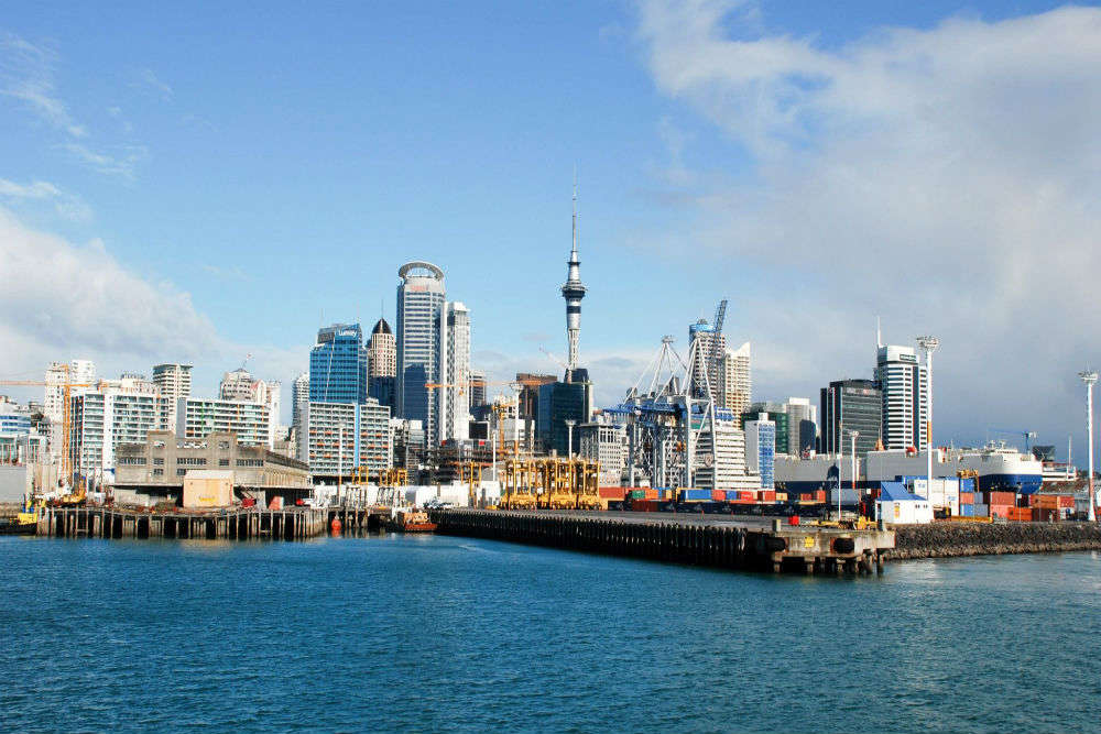 Top attractions in New Zealand