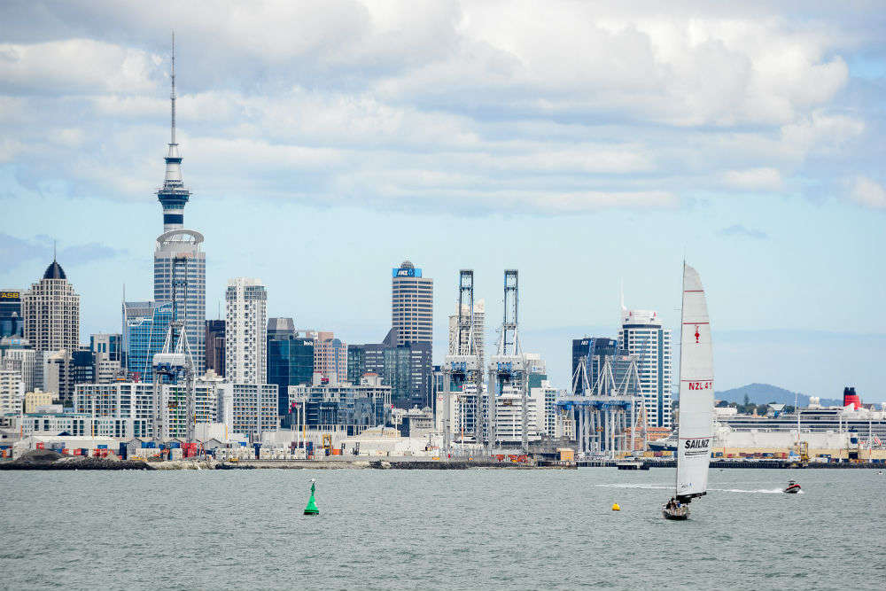 36 hours in Auckland, New Zealand