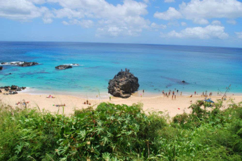 Exploring the outdoors in Honolulu