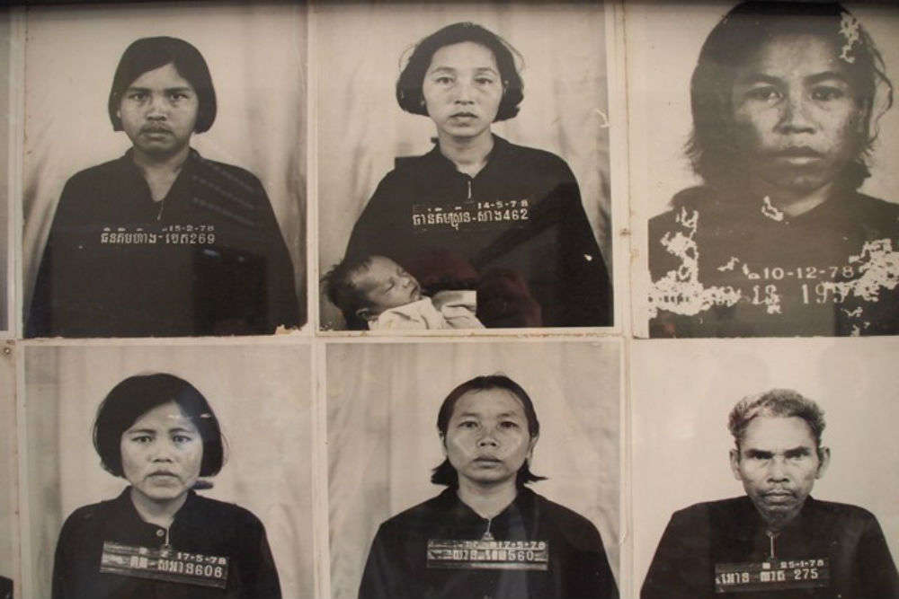 Tuol Sleng Prison and Killing Fields