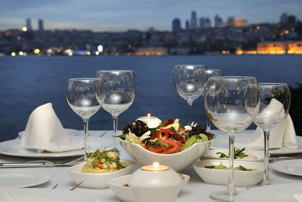 Restaurants in Istanbul for fine dining