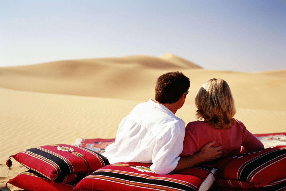 Oceans of dunes—the romance of the desert