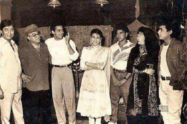 Sachin Tendulkar-Aamir Khan first bonded during the Andaz Apna Apna  mahurat. | Hindi Movie News - Times of India