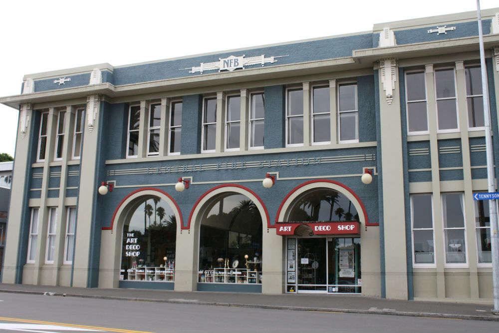 Soak up the culture in Napier