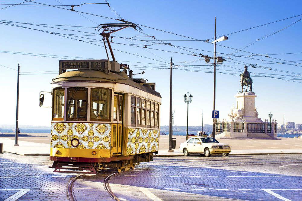 Getting around in Lisbon
