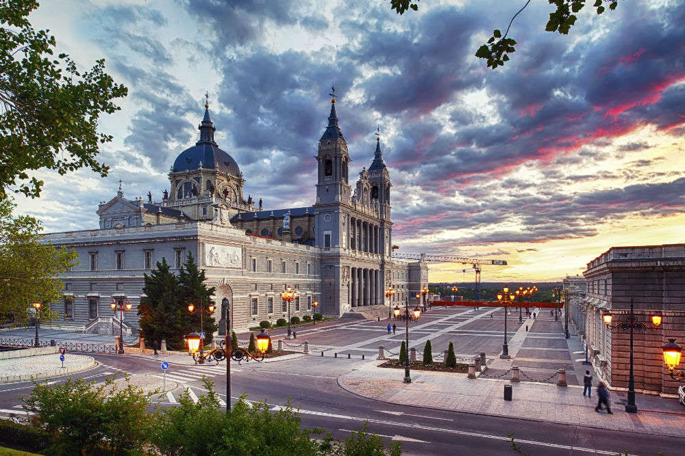 Madrid at a glance