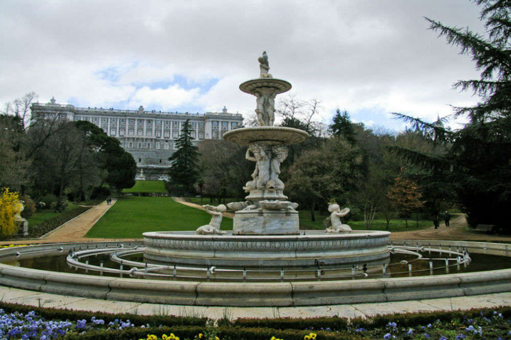 Exploring the great outdoors in and around Madrid