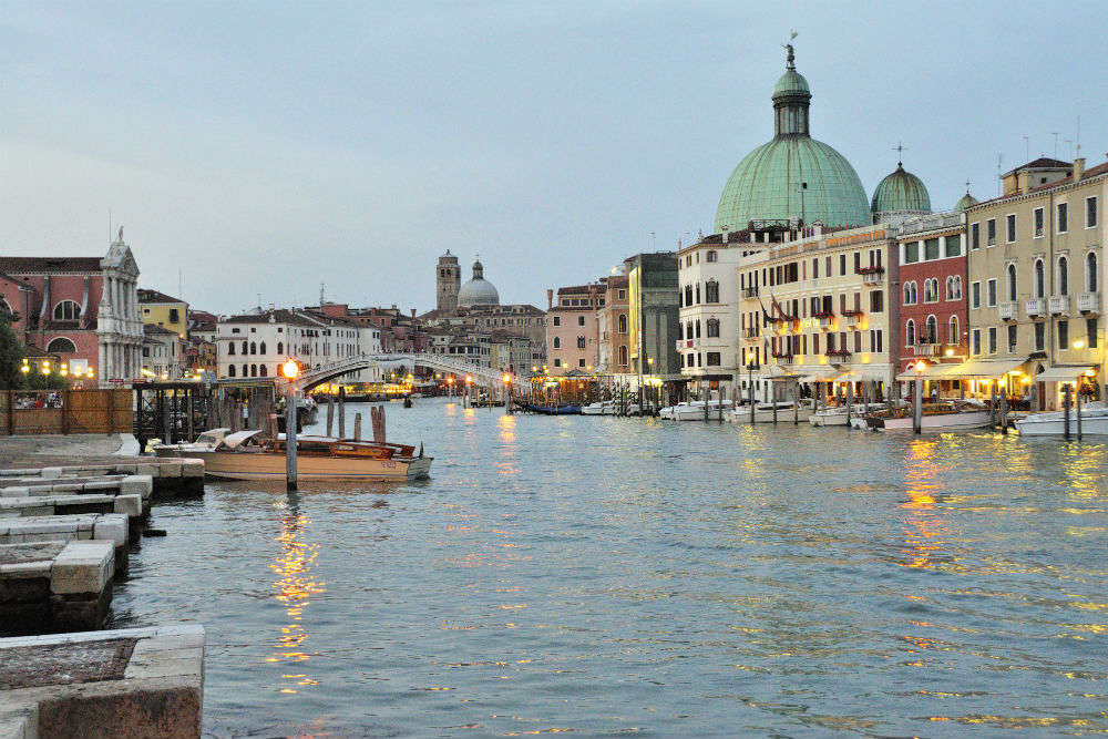 Venice at a glance